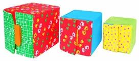 Кубики Мякиши Раз, два, три