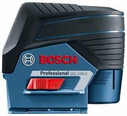 Лазерный уровень BOSCH GCL 2-50 C Professional + RM 2+ AA 1 + BT 150 (0601066G02) со штативом