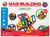 Магнитный конструктор Mag-Building Carnival GB-W28