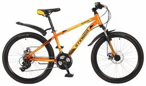 Подростковый горный (MTB) велосипед Stinger Aragon 24 (2017)