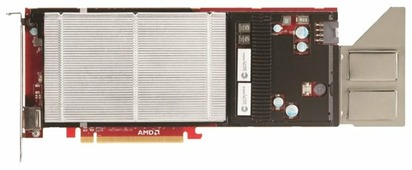 Видеокарта Sapphire FirePro S9050 PCI-E 3.0 12288Mb 384 bit