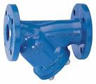 Фильтр механической очистки Honeywell FY 69P фланцевый, нержавеющая сталь
