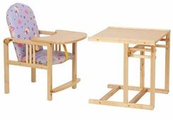 Комплект мебели с детским столом Столики Детям РГ-4 Гном