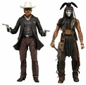 Фигурка NECA The Lone Ranger Series 1 47527