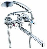 Двухрычажный смеситель универсальный G-lauf QSL7-A827