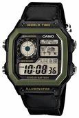 Наручные часы CASIO AE-1200WHB-1B