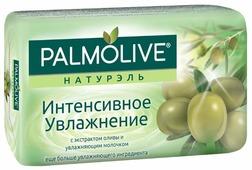 Мыло кусковое Palmolive Натурэль Интенсивное увлажнение с экстрактом оливы и увлажняющим молочком
