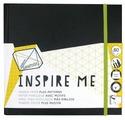 Скетчбук для маркера Derwent Inspire Me 20 х 20 см, 120 г/м², 80 л.