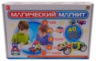Магнитный конструктор ABtoys Магический магнит PT-00748