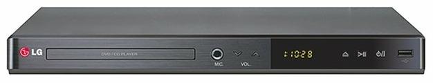 DVD-плеер LG DP547