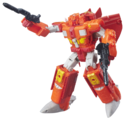 Трансформер Hasbro Transformers Сентинел и Инфинитус. Войны Титанов Вояджер (Трансформеры Дженерейшнс) B6459