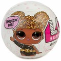 Кукла-сюрприз MGA Entertainment в шаре LOL Surprise GLITTER, 8 см