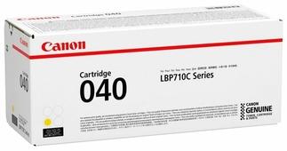 Картридж Canon 040Y (0454C001)
