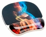 Коврик Fellowes RAINBOW SMOKE MOUSEPAD FS-92040