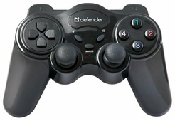 Геймпад Defender Game Master Wireless