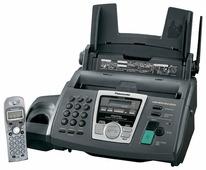 Факс Panasonic KX-FC195RU