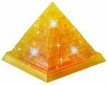 3D-пазл Магический Кристалл Пирамида с подсветкой (29014А) цвет в ассортименте, 38 дет.