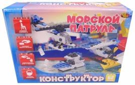 Конструктор ABtoys Транспортные средства PT-00452 Морской патруль