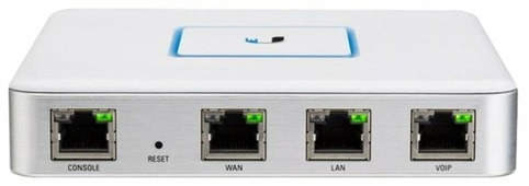 Маршрутизатор Ubiquiti UniFi Security Gateway USG