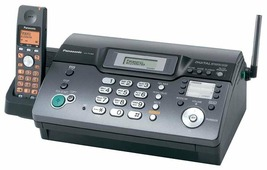 Факс Panasonic KX-FC966RU