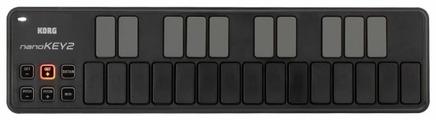 MIDI-клавиатура KORG nanoKEY2