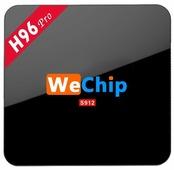 Медиаплеер WeChip H96 pro 2/16