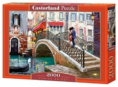 Пазл Castorland Venice Bridge (C-200559), 2000 дет.