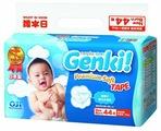 Genki подгузники Premium Soft (0-5 кг) 44 шт.
