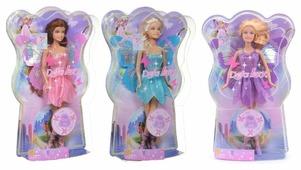 Кукла Defa Lucy Фея-бабочка, 29 см, 8135 в ассортименте