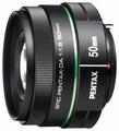 Объектив Pentax SMC DA 50mm f/1.8