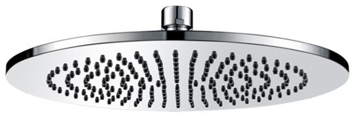 Верхний душ встраиваемый Clever Inox 98898 хром