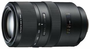 Объектив Sony 70-300mm f/4.5-5.6G SSM (SAL-70300G)