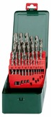 набор сверл Metabo 627154000, 25 шт.