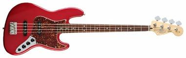 Бас-гитара Fender Deluxe Active Jazz Bass