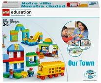 Конструктор LEGO Education PreSchool DUPLO Наш городок 45021