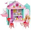 """Barbie кукольный домик """"Челси"""" DWJ50"""