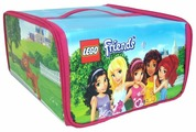 Сумка LEGO Friends 21х21х12 см (А1650ХX)