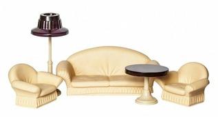 ОГОНЁК Набор мягкой мебели для гостиной Коллекция (С-1302)