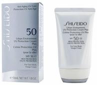 Shiseido Солнцезащитный крем SPF 50