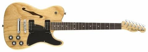 Полуакустическая гитара Fender Jim Adkins JA-90 Telecaster Thinline
