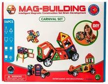 Магнитный конструктор Mag-Building Carnival GB-W56