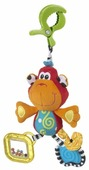 Подвесная игрушка Playgro Обезьянка (0182854)