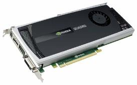 Видеокарта PNY Quadro 4000 Mac PCI-E 2.0 2048Mb 256 bit DVI