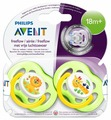 Набор пустышек Philips AVENT Free Flow SCF186/23