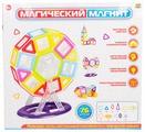 Магнитный конструктор ABtoys Магический магнит PT-00751