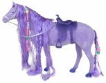 Играем вместе лошадка с флокированным покрытием (3306R)