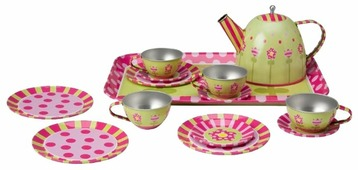 Набор посуды Alex Tin Tea Set 705W