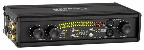 Внешняя звуковая карта Sound Devices USBPre 2