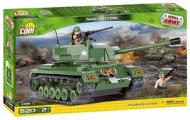 Конструктор Cobi Small Army 2488 Средний танк M46 Patton