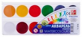 Луч Акварельные краски Классика 12 цветов, без кисти (19С 1286-08)